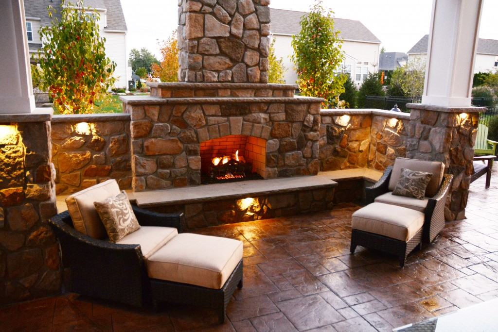 Outdoor Living Landscape